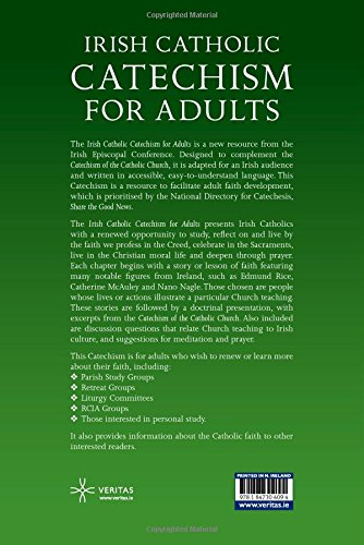 Irish Catechism for Catholic Adults