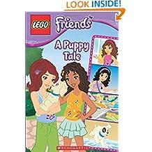 LEGO Friends: A Puppy Tale (Comic Reader #1)