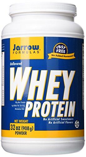 Jarrow Formulas, Protéines de Lactosérum, Poudre ultrafiltré, Nature, 32 oz (908 g)