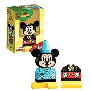 LEGO Duplo Il Mio Primo Topolino con Abiti Interscambiabili e Creare Tante Scene con Il Personaggio Disney Preferito dei… 5702016367539 LEGO
