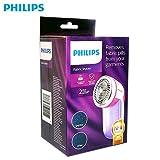 Philips GC026/00 Fusselentferner für verschiedene Stoffe, 2 Höheneinstellungen, batteriebetrieben