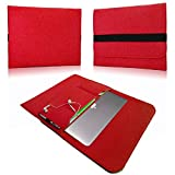 NAUC Laptoptasche Sleeve Schutztasche Hülle für Tablets
