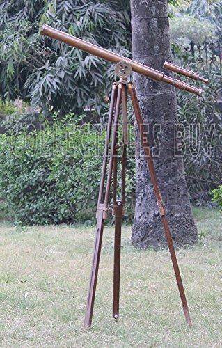 Telescopio de estilo clásico