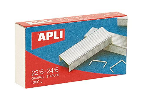 Apli Kids 13469 Pack De 1000 Grapas