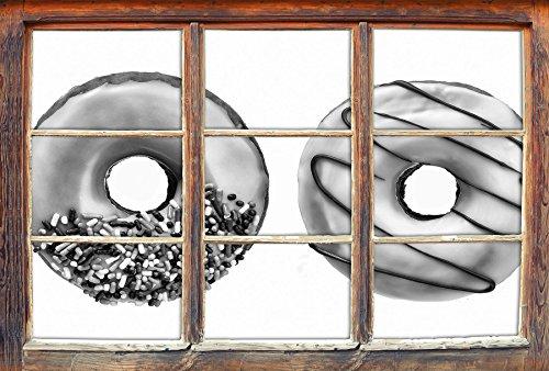 monocrome-baie-vitree-donuts-windows-en-3d-regarder-taille-sticker-mural-ou-de-porte-92x62cm-sticker