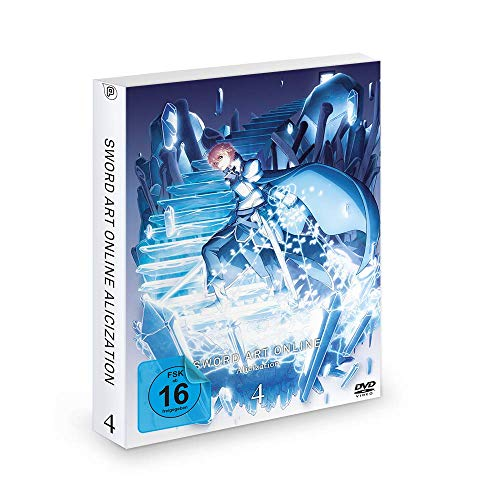 Sword Art Online - Alicization - 3. Staffel - DVD Vol. 4 (Episode 19-24)