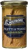 Nostromo - Filetti di Tonno, All'Olio d'Oliva, 250 g