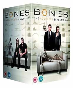Bones - Season 1-7 [DVD]