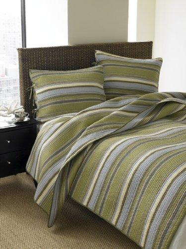 Stone Cottage Fresno Quilt Set, Twin by Stone Cottage - Quilt Twin Cottage