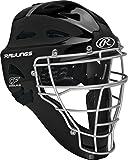 Rawlings Coolflo Erwachsene Renegade Hockey Stil Catcher Helm, unisex, schwarz