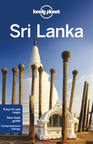 Portada del libro Lonely Planet Sri Lanka (Travel Guide) by Lonely Planet (2012-07-01)