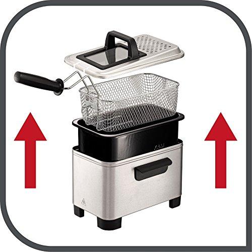 513jwRlYVJL. SS500  - Tefal FR333040 Easy Pro Deep Fryer, (5 Portions), 1.2 Kg Capacity, 2100 W, Stainless Steel