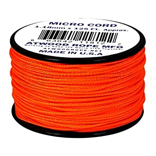 NEON ORANGE MS17 1,18 mm x 125
