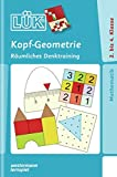 LÜK-Übungshefte / Mathematik: LÜK: 2./3./4. Klasse - Mathematik: Kopf-Geometrie