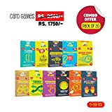 #8: Toiing Return Gift Combo - Pack of 20 Fun Educational Card Games for Kids
