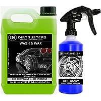 Lavare e Cera–Detergente professionale per auto con