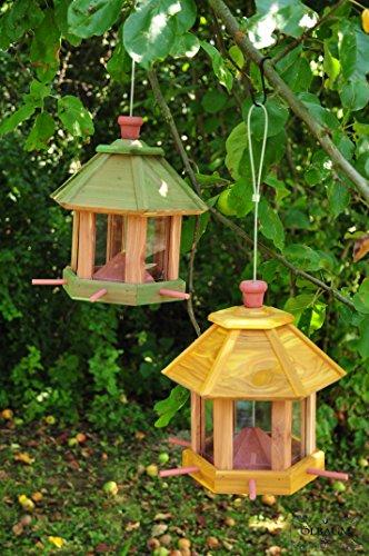 2 Nichoir/mangeoire pour oiseaux-nichoir-mangeoire-avec d'occasion  Livré partout en Belgique