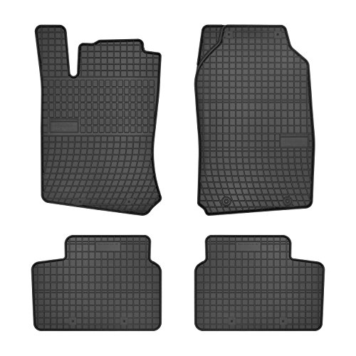 Gummi Auto Fußmatten exakter Passform 4-teilig OP-0707