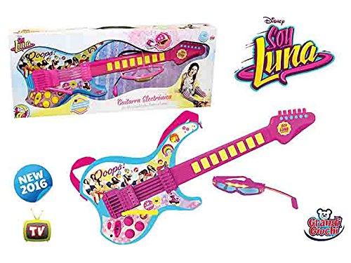 Soy Luna - Guitarra Eléctrica GG-00841