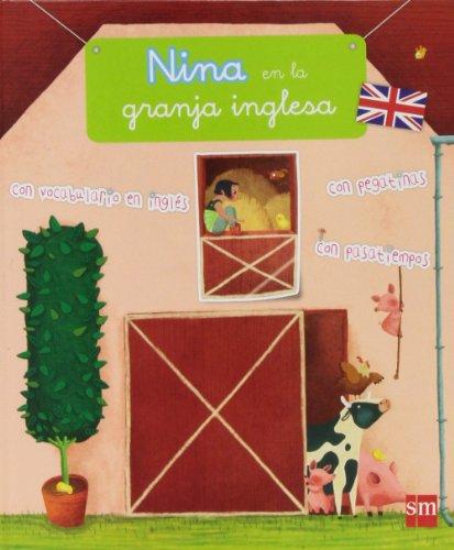 Nina en la granja inglesa por Pilar Garí de Aguilera