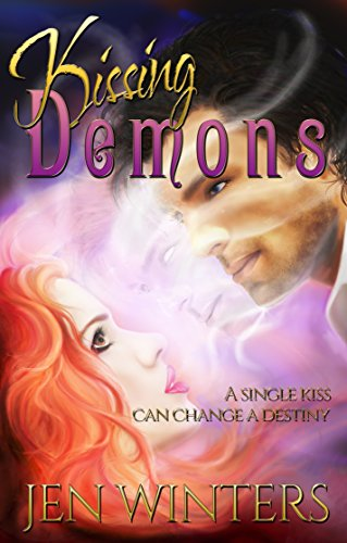Kissing Demons (The Guardian Novels Book 1) by [Winters, Jen]