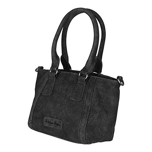 Fritzi aus Preußen Halona Kuba Handtasche 34 cm Black