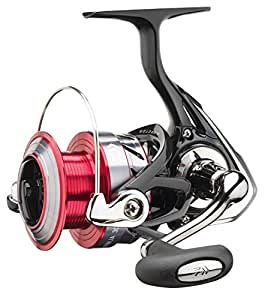 Daiwa Ninja 1003 A, Spinning Angelrolle mit Frontbremse, 10218-100