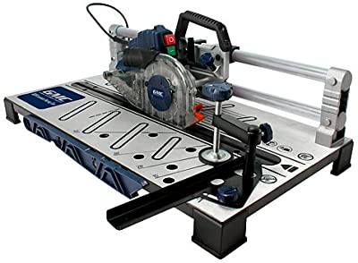 Silverline Tools GMC MS018 Laminate Flooring Saw of 127 mm, 860 W - cheap UK flooring shop.