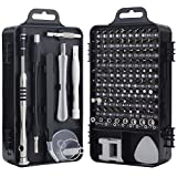TAI HE Screwdriver Set,110 in 1 Precision Screwdriver Repair Tool Kit Magnetic Professional