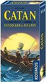 Kosmos 694111 - Catan - Entdecker und Piraten, Erweiterung, Strategiespiel