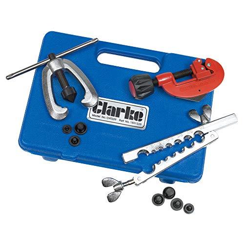 Preisvergleich Produktbild Clarke cht229 – Bördelwerkzeug Kit für Rohre Bremsbeläge