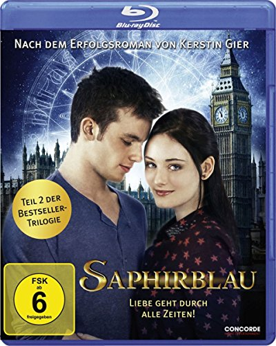 Jahrhundert Kostüm Theater 18 - Saphirblau [Blu-ray]