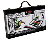 Royal and Langnickel Travel Easy Sketching and Drawing Set (Home)