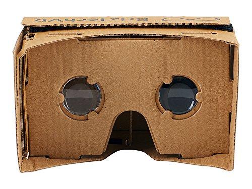 Gafas de realidad virtual Google Cardboard