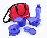 Signoraware Sling Plastic Lunch Box With...