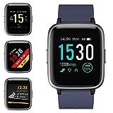 Montre Connectée, Montre Intelligente Smartwatch Bracelet Connecté Femmes Homme...