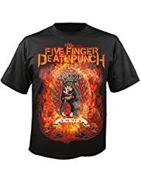 FIVE FINGER DEATH PUNCH - Burn in Sin - T-Shirt