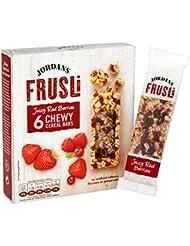 Jordans Juicy Red Berries Frusli Bars, 180 g