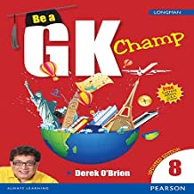 Be a GK Champ by Pearson for Class 8