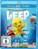 Deep - Kleine Helden der Tiefsee (2D & 3D) [Blu-ray]