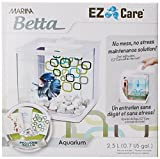 Marina Aquarium pour Aquariophilie Betta EZ Care Blanc