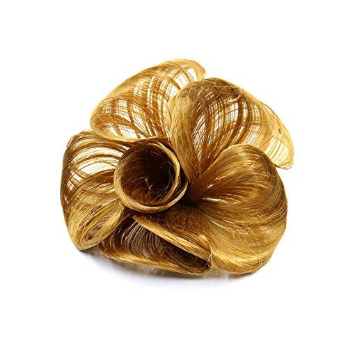 Perücke Zubehör fleurs-vogue Korb-Haar Perücke Clipart Rollen Mechanismus mit eine Perücke wellig, Zubehör für Haar (En Vogue-haar-zubehör)