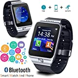 Indigi® Bluetooth Smart Watch Phone per iPhone 6Plus Galaxy Android Smart Phone - Best Reviews Guide