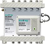 Axing SVS 550-09 Kopfverstärker 5/5, für SPU 5x-09/SES5x-09-Systeme, 4 × SAT/1 × terrestrisch