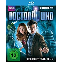 Doctor Who: Die komplette Staffel 5