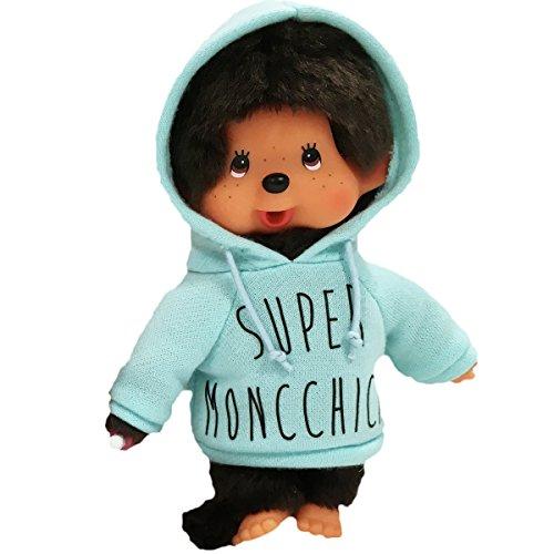 Bandai–84997–Monchhichi Sweatshirt Jungen