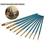 Pinsel 100% Pinsel Künstler für Watercolor Ölgemälde 5/886453212/0