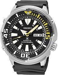Seiko Herren-Armbanduhr Analog Automatik Plastik SRP639K1