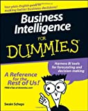 By Swain Scheps - Business Intelligence For Dummies