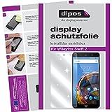 dipos I 6X Schutzfolie klar passend für Wileyfox Swift 2 Folie Bildschirmschutzfolie